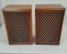 Sansui SP-30 Vintage Speakers w/ Original Boxes One Owner Near Mint Condition