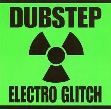 Dubstep Electro Glitch by Various Artists CD 2 Discs EDM House Techno Dance