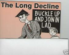 THE LONG DECLINE - 7'' VINYL RECORD - BUCKLE UP PUNK 7'