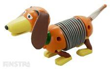 Disney Toy Story Wind Up Slinky Dog Toy Girls Boys Kids Fun Wind Up Toy New