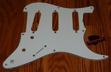 Fender Stratocaster Pickguard Eric Johnson USA Standard 3 Ply Parch Guitar Parts