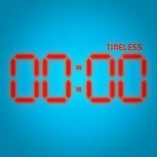 TIMELESS - 00:00  CD NEU