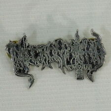 NECROMANTIA Band Logo (Pin Badge) (NEW)