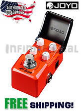 Joyo JF-305 AT DRIVE Ironman Mini Guitar Effects Pedal Analog Delay FX