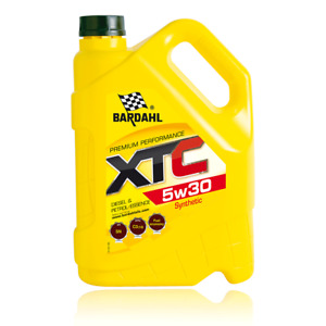 Engine Oil 5W30 - XTC Synthesis C3 - 5L - BARDAHL