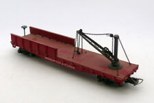 JOUET ANCIEN - RIVAROSSI HO - WAGON GRUE - MADE IN ITALY - VINTAGE TOY