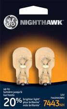 Tail Light Bulb-Sedan GE Lighting 7443NH/BP2