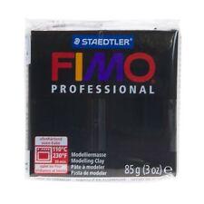 STAEDTLER FIMO Professional Individual Standard Blocks 85g Black 85 G