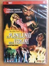 DVD Il Plenilunio Delle Vergini - nuovo CineKult