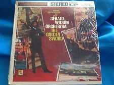 """Rare Sealed Pacific Jazz EP """"45"""" 33 1/3 : Gerald Wilson Orch.~ The Golden Sword"""