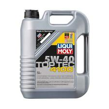 Liqui Moly Top Tec 4100 5W-40 Motoröl, 5 Liter