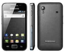 Samsung Galaxy Ace GT-S5830 Sim Free (Unlocked) Only Black Android Smartphone UK