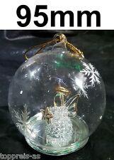 verre bille Ange Déco Boule de verre étoile boules de noël boules de Noël