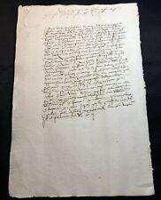 RENAISSANCE ERA DOCUMENT 1553
