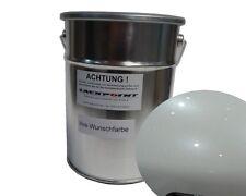 0,5 LITRO Pintura Base para pulverizar Blanco Perla Metálico de tendencia Nácar