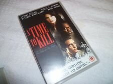 a time to kill - BIG BOX - VHS VIDEO TAPE *1455