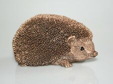 Hedgehog Wiggles Walking Bronze Cast Figure Frith Sculpture TM44 Thomas Meadows