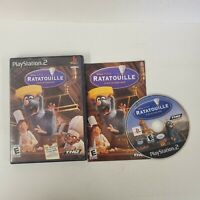 Ratatouille (Sony PlayStation 2 PS2 2007) Complete & Tested