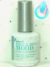 LeChat Perfect Match MOOD Color Changing Gel Polish MPMG10- Skies The Limit