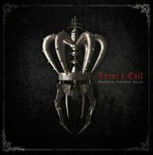 Broken Crown Halo LACUNA COIL CD ( FREE SHIPPING)