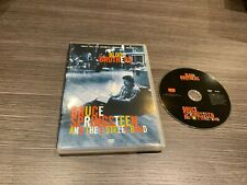 BRUCE SPRINGSTEEN DVD BLOOD BROTHERS
