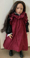 """More details for helen kish artist doll famous painters 'rose ' 16"""" from 1997"""