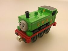 Die-cast THOMAS and friend The Tank Engine take along train-duck