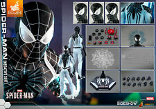 Spider-Man (Negative Suit) Sixth Scale Figure by Hot Toys