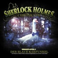 SHERLOCK HOLMES CHRONICLES - X-MAS SPECIAL 5   CD NEW