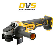 DeWalt DCG405N 18v XR Cordless Brushless 125mm Angle Grinder Body Only
