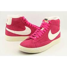 902b515aa138 Nike WMNS Blazer Mid Suede Vntg Women UK 9 Eu44 Pink SNEAKERS Athletic Shoe