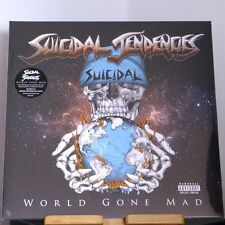 Suicidal Tendencies - World Gone Mad / Doppel-LP incl. DL (SR 2316X) ltd blue