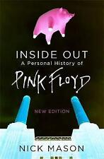 Inside Out: A Personal History of Pink Floyd by Nick Mason (Paperback, 2017)