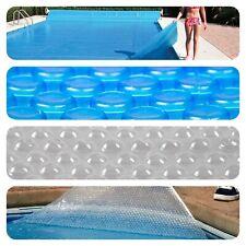 Solar Cover Rectangular Blanket Heater for Large Swimming Easy Set Frame Pools