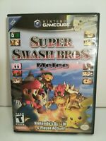Super Smash Bros.  Melee (Nintendo GameCube) GC Game Cube NGC
