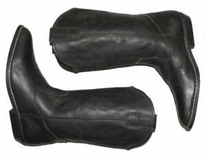 TENDENZA Damen- Western- Stiefel / Cowboystiefel / Boots in schwarz ca. Gr. 36
