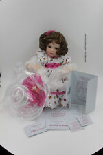 """Marie Osmond """"Picture Day"""" Amaya Springtime 15"""" Limited Edition Doll"""