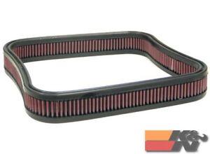 K&N Replacement Air Filter For FERRARI 304 GT4 308 GTB 308GTS E-2930