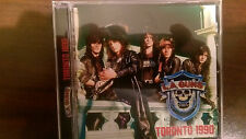 L.A. Guns Toronto 1990 CD Rip & Tear Sex Action Electric Gypsy Rock N Roll