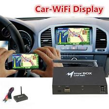 Car Mirror WIFI Link Box for iOS Android Mobile Phone to LCD Monitors DLNA U3Q7