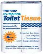 RV Toilet Paper, Thetford RV Toilet, Marine Toilet Paper, Thetford Toilet Parts