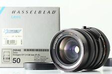 Nuovo di zecca con scatola Hasselblad Carl Zeiss T * Distagon CF 50mm F/4 fle lente dal Giappone