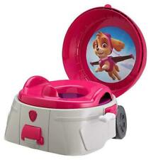The First Years Paw Patrol Skye 3-in-1 Potty - Pink/Grey