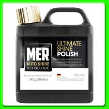 Mer Ultimate Car Polish [M5L] Professional Liquid Wax Car Van Bike  - 500 ml