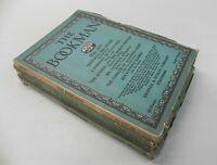 THE BOOKMAN -MAY 1921, JAN 1924, MAR 1925, FEB 1926- (LOT OF 4)