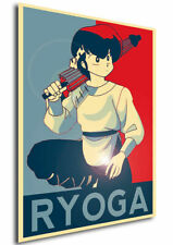 Poster Propaganda - Ranma 1/2 - Ryoga Hibiki