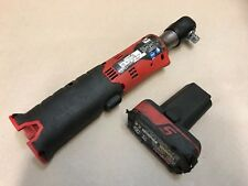 "Snap-On CTR761B 14.4 V 3/8"" Drive MicroLithium Cordless Ratchet & Battery"