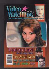 Video Watchdog #170 Daliah Lavi The Skin I Live In
