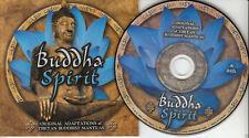 BUDDHA SPIRIT by Anael & Bradfield (CD 2006) Volume 1 Meditation
