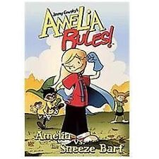 Amelia Vs. the Sneeze Barf (Amelia Rules) by Gownley, Jimmy